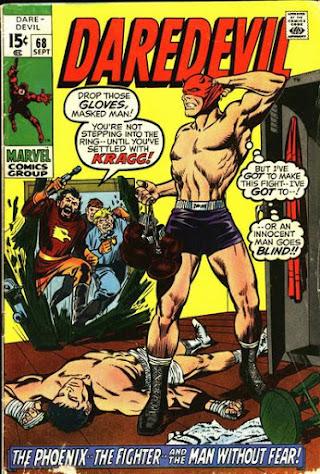 Daredevil #69