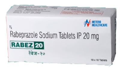 Rabeprazole Tablets 20 mg