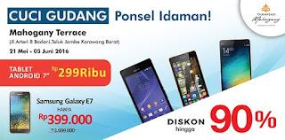 Samsung Galaxy E7 Promosi Cuci Gudang Hanya Rp 399.000
