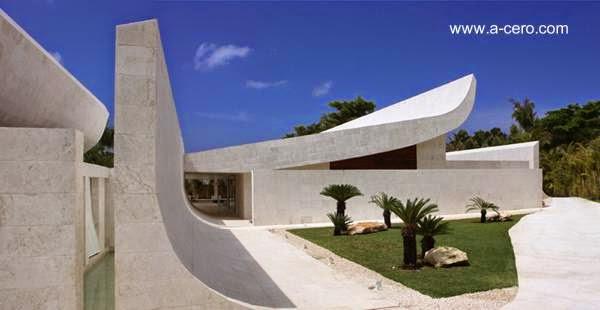 Casa de playa ultra moderna en República Dominicana