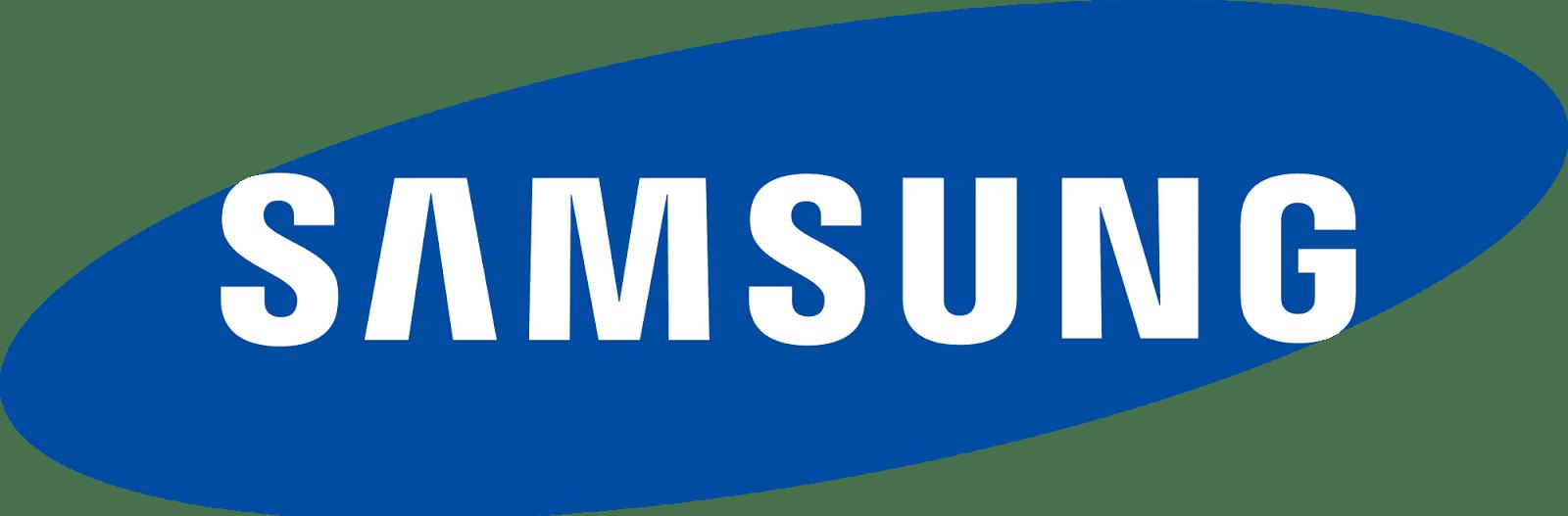 Kumpulan Logo Samsung Format Png Vektor Berwarna Dan Hitam Putih