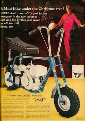 Sears Mini Bike