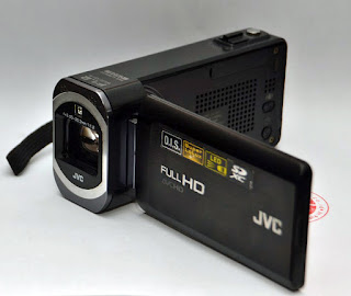 Jual FULL-HD  Handycam JVC GZ V505 Bekas