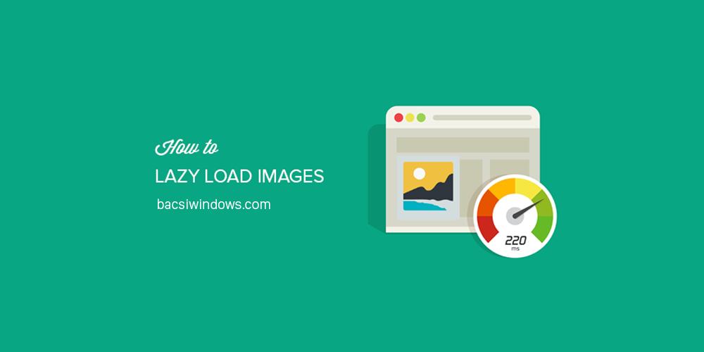 Hiệu ứng lazyload - load ảnh tuần tự và mượt mà bằng jquery cho Blogspot