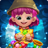 Jewels fantasy: match 3 puzzle Mod Apk