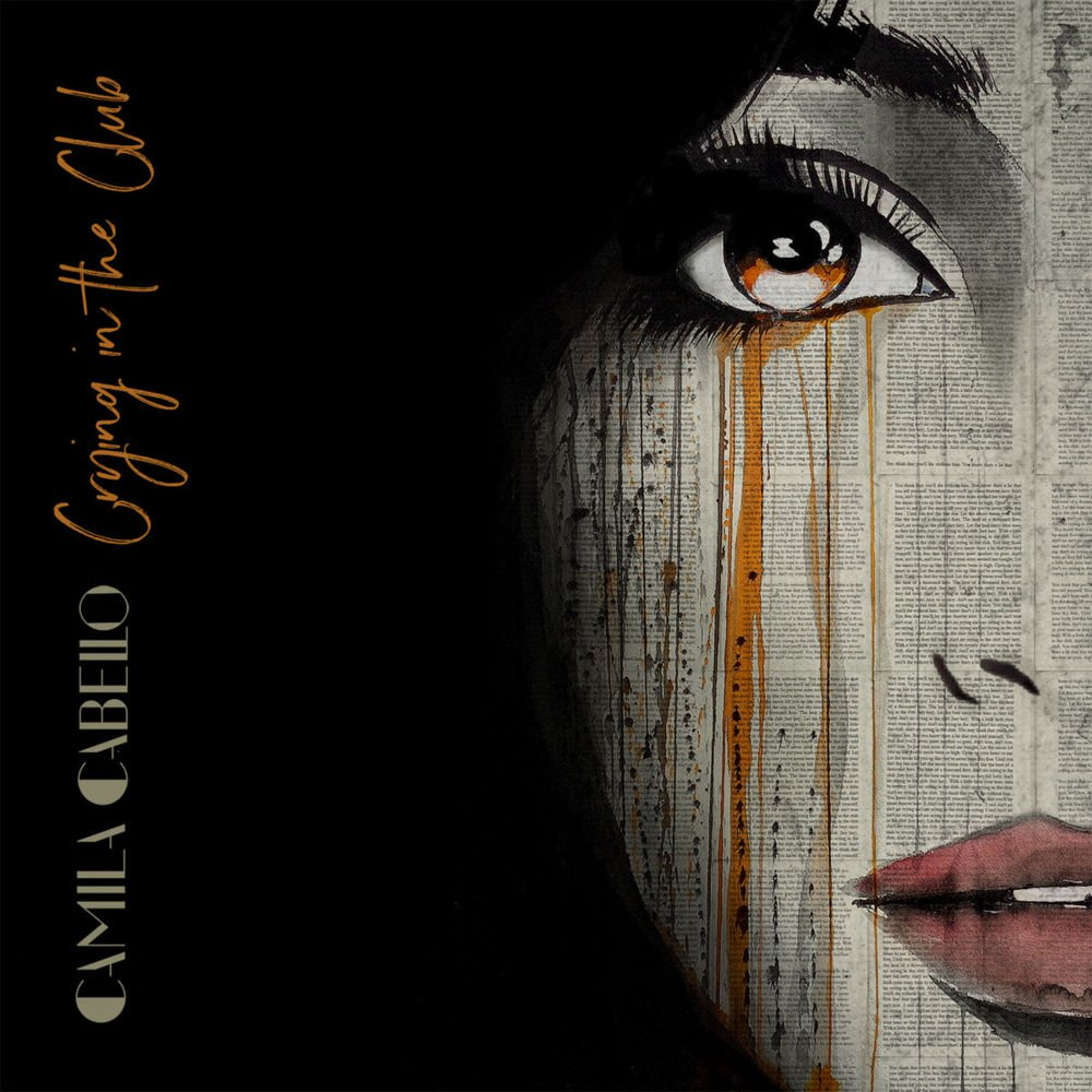 Camila Cabello Crying In The Club Guitar Chords Lyrics Kunci Gitar