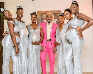 """Homem vai a festa de casamento com seis """"namoradas"""", todas grávidas dele"""