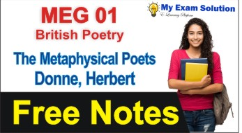 metaphysical poets, john donne, metaphysical poets summary,