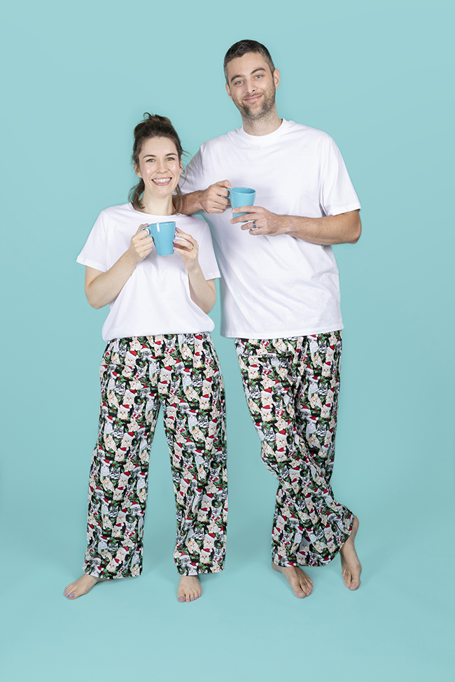 Jaimie and Joe PJs sewing pattern - Tilly and the Buttons