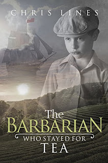 The Barbarian Who Stayed For Tea (Author Interview)
