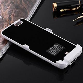 รีวิวขาย แบตสำรอง Power Bank case เคส iPhone 2