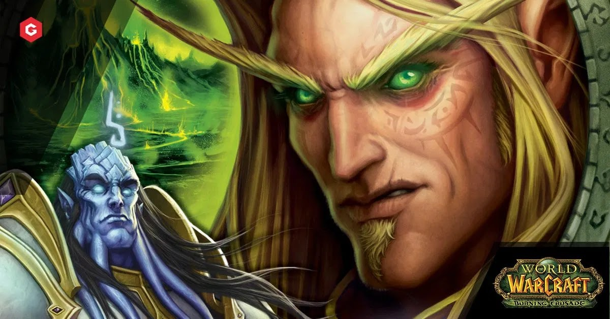 Burning Crusade arrives in WoW: Classic