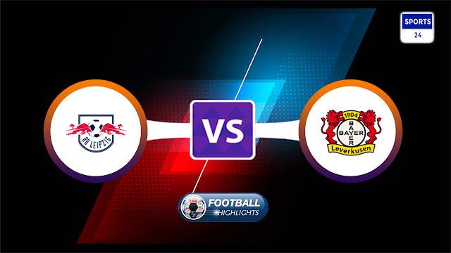 RB Leipzig vs Bayer Leverkusen – Highlights