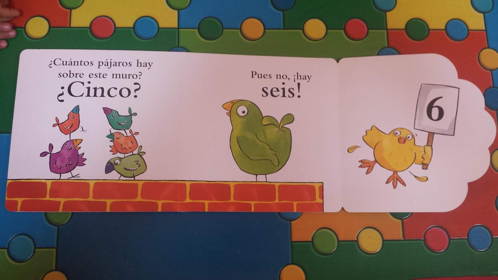 En este cuento además de tener a su protagonista preferido, aparecen  algunos de sus amigos: Los pájaros Paco y Pico, El perro López y La cerdita  Clea.