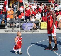 Midget Basketball Team 57