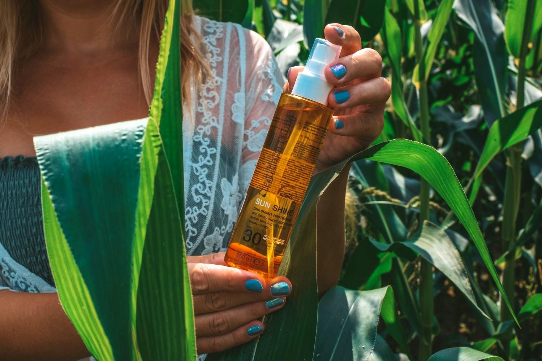 Diego Dalla Palma Ultra Rapid Tan Oil SPF 30, czyli olejek przyspieszający opalanie - TOPESTETIC