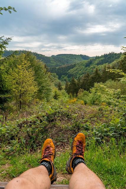 Traumschleife Masdascher Burgherrenweg  Saar-Hunsrück-Steig  Wandern Kastellaun  Premiumwanderweg Mastershausen  Deutschlands schönster Wanderweg 2018 08