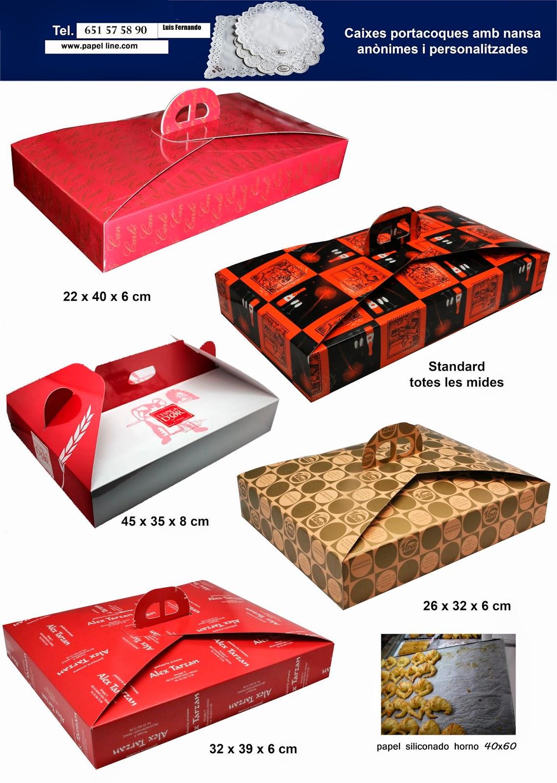 cajas coca