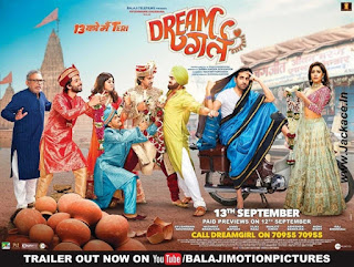 Dream Girl First Look Poster 2