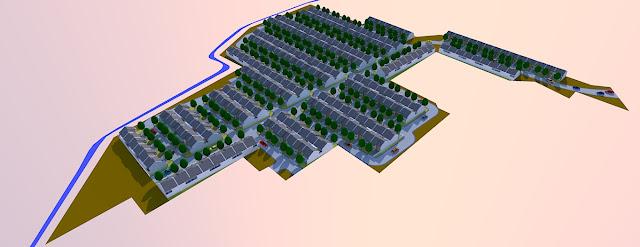 3d model site plan