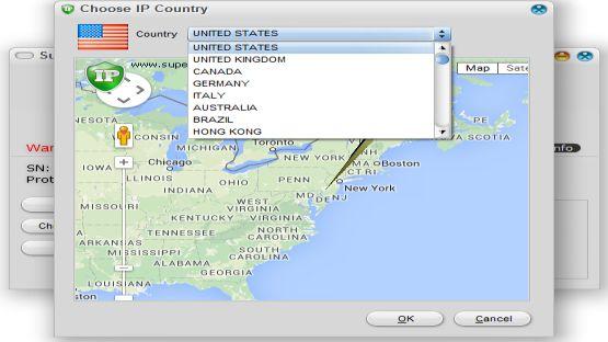 Super Hide IP screenshot 3