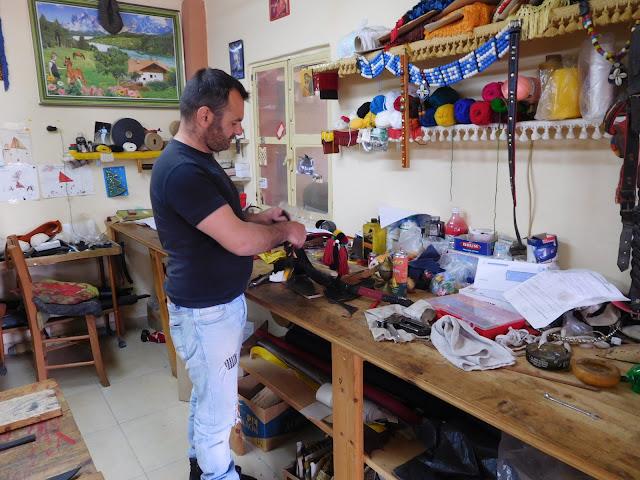 Σελοποιός: παραδοσιακό επάγγελμα