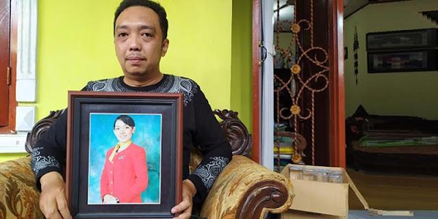 Akan Gantikan Shift Teman, Pramugari Nam Air Jadi Penumpang Sriwijaya Air Yang Jatuh Di Utara Jakarta