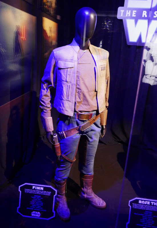 John Boyega Star Wars Rise of Skywalker Finn costume