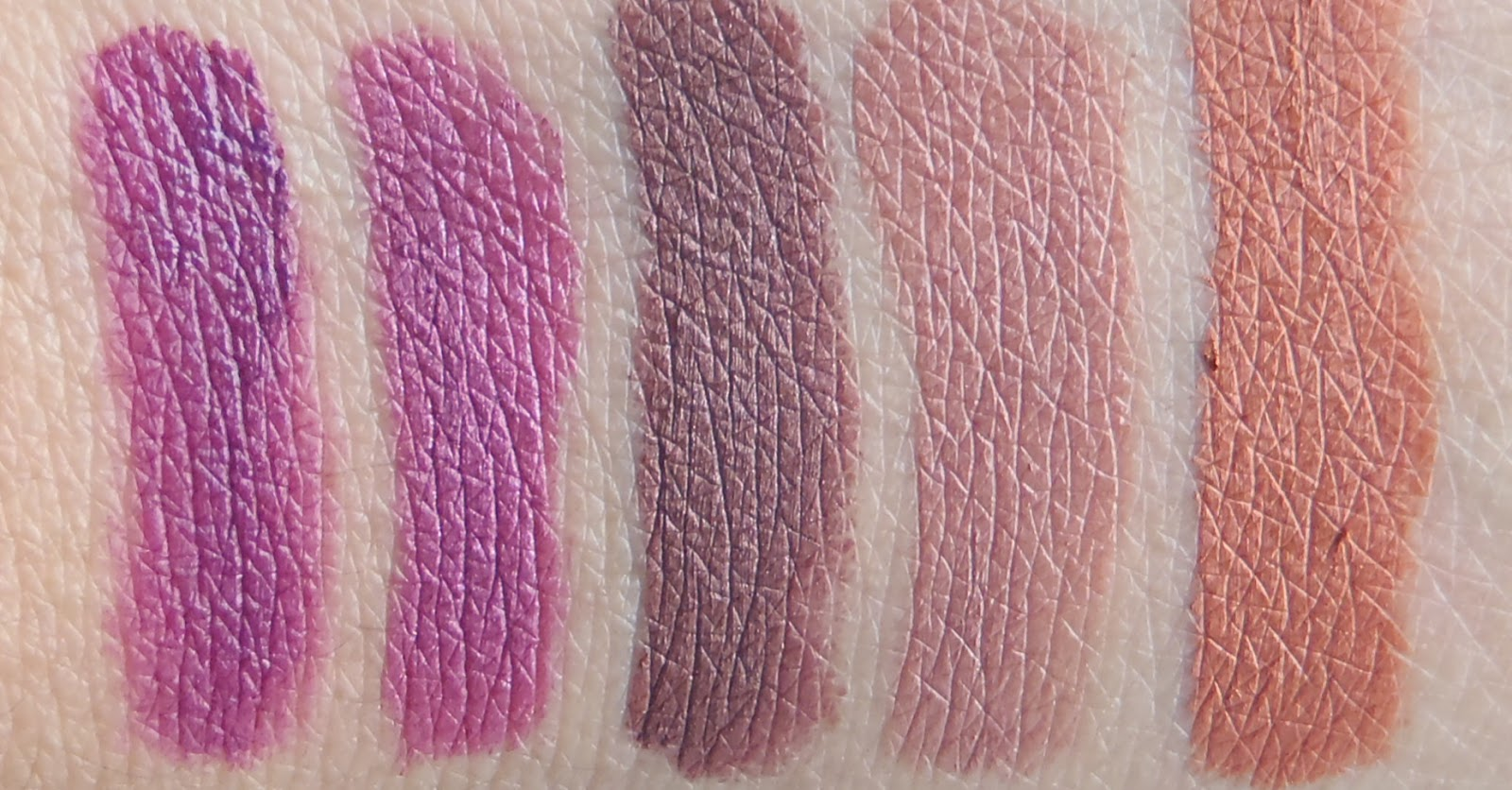 Sparkled Beauty: OFRA long lasting liquid lipsticks