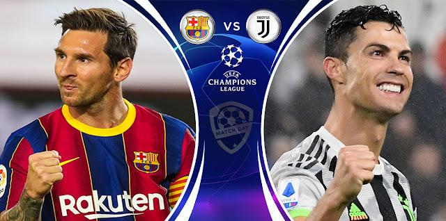 Barcelona vs Juventus Prediction & Match Preview