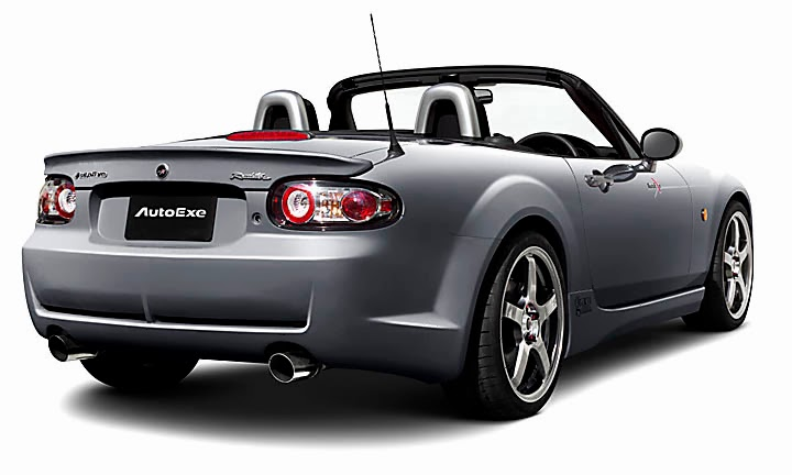 roadster blog mx 5 roadster nc rear spoilers. Black Bedroom Furniture Sets. Home Design Ideas