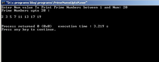 write a multithreaded java program that outputs prime numbers