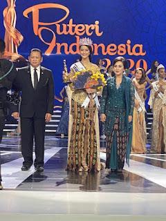 Puteri Indonesia Harus Paham dan Terapkan Nilai-Nilai Pancasila Dalam Keseharian