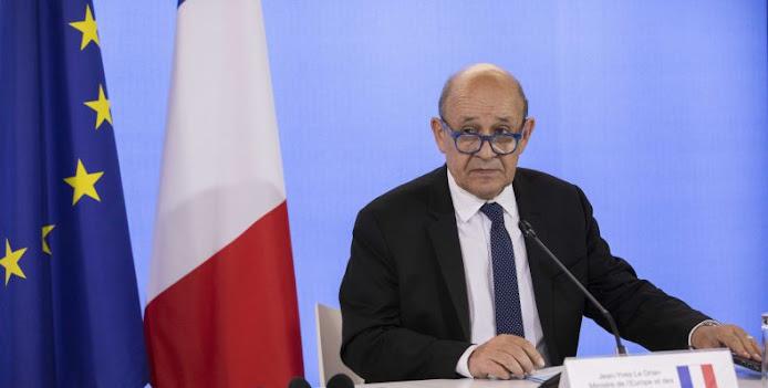 Η Γαλλία καταγγέλλει τις δηλώσεις βίας και μίσους του Ερντογάν