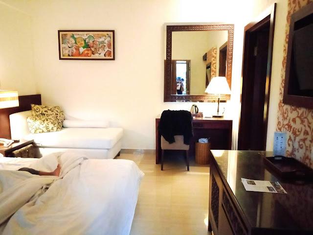 Kamar di Hotel Yulia Inn, Ubud, Bali