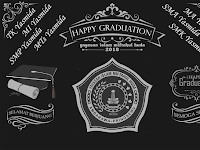 Design Banner Photo Booth Happy Graduation