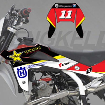 HUSQVARNA TC 250 - Official