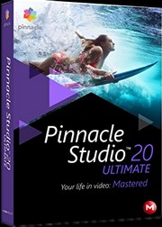 Pinnacle Studio Ultimate v20.01 x86/x64 - MULTI