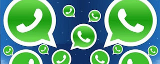 whats app group messages