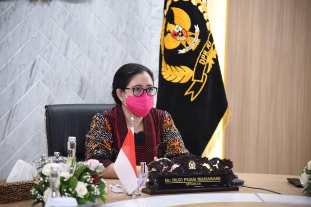 Pandemi, Ketua DPR : Parlemen Perlu Melakukan Terobosan Agar Bisa Meringankan Beban Masyarakat