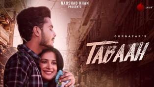 Tabaah Lyrics - Gurnazar