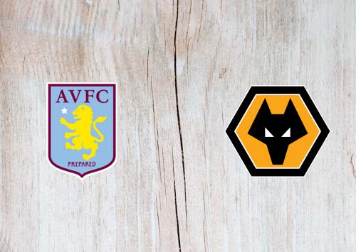 Aston Villa vs Wolverhampton Wanderers -Highlights 06 March 2021