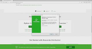 Anaconda windows install