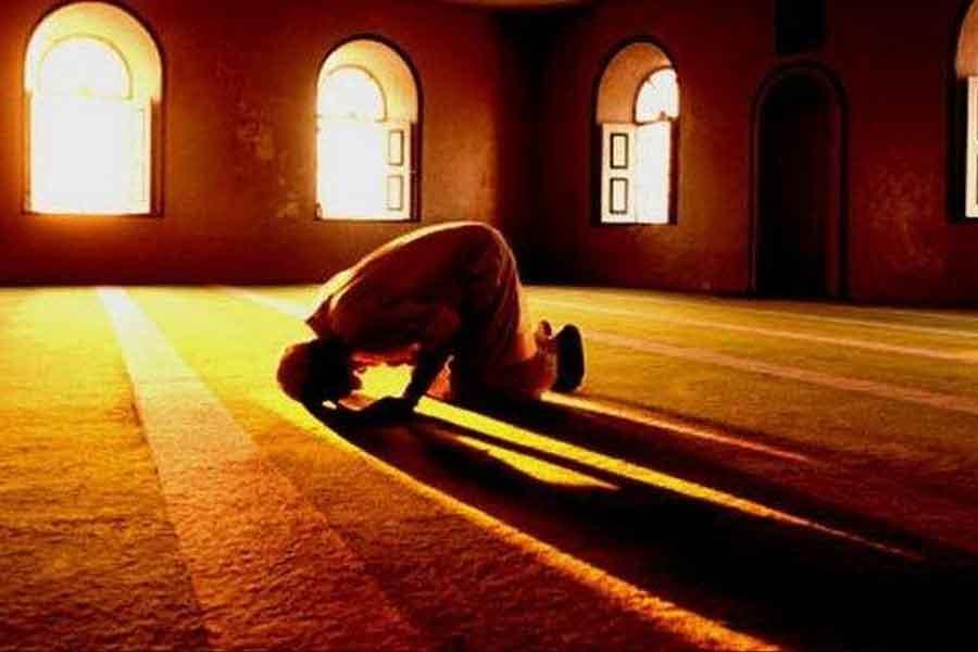 tata cara shalat dhuha dan doa shalat dhuha
