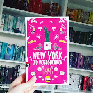 New York zu verschenken von Anna Pfeffer