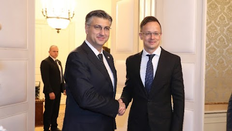 Szijjártó: Magyarország mindig nagy figyelmet fordít a közép-európai országok együttműködésére