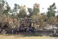Qasr el Yahud, de doopplaats aan de Jordaan