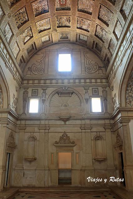 Sacristía nueva del Monasterio de Tomar
