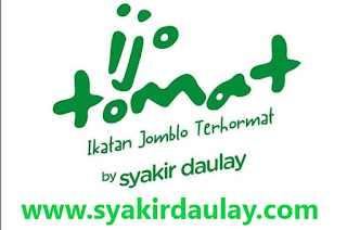 Jadi Ijo Tomat Ala Syakir Daulay