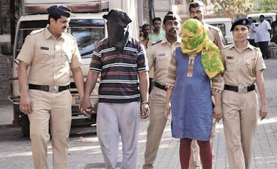 Cyber Crime - Nigerian man and his Indian wife arrested for duping man on Facebook